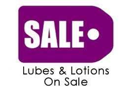On Sale Lubes and Lotions Product Listing Page