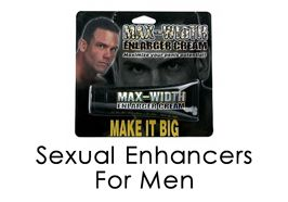 Sexual Enhancers for Men Lubes and Lotions Sub Category Page