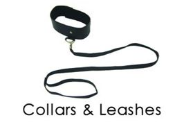 Collars and Leashes Bondage Sub Category Page