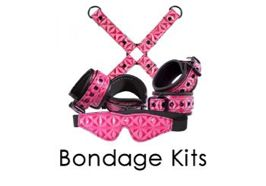 Bondage Kits Bondage Sub Category Page