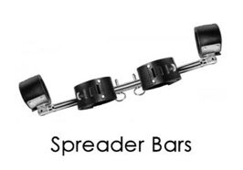 Spreader Bars Bondage Sub Category Page