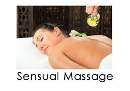 Sensual Massage Lubes and Lotions Sub Category Page