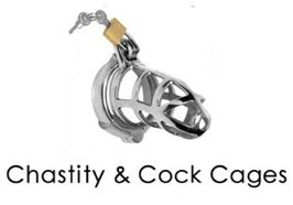 Chastity and Cock Cages Bondage Sub Category Page