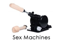 Sex Machines Bondage Sub Category Page